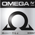 XIOM Omega IV / 4 Pro Version - OFF Table Tennis Rubber