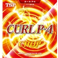 TSP Curl P4- Long Pips Table Tennis Rubber