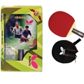 Butterfly Bty 302 CS Pre Assembled Chinese Penhold  Racket