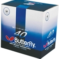 Butterfly 40mm Training Balls 144 Gross Pack