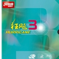 DHS Hurricane 3 Neo - Table Tennis Rubber