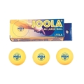 JOOLA 44 mm 3-Star Ball (orange) - Table Tennis Balls
