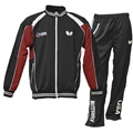 Butterfly USA Team Tracksuit - Jacket Only