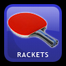 tabe tennis rackets