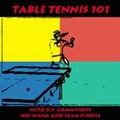 Ping Pong Coaching Video - Table Tennis 101 CD-ROM