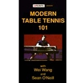 Table Tennis Training Video - Modern Table Tennis 101 DVD