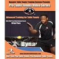 DYNAMIC TT Competition Table Tennis - Advanced Training Video