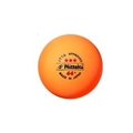 Nittaku 44mm 3-Star Table Tennis Ball (orange)