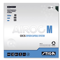 Stiga Airoc Inverted Rubber Series.