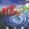 729 Friendship RITC - 563 Medium Pips Table Tennis Rubber