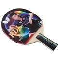 Butterfly RDJCS1 - Wong Chung Ting Pre-Assembled Chinese Penhold Table Tennis Racket