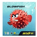 Andro Blowfish - Short Pips Table Tennis Rubber