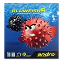 Andro Blowfish Plus - Short Pips Table Tennis Rubber