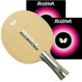 Butterfly Boll Allround Flare - Combo Special Table Tennis Racket