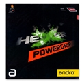 Andro Hexer Power Grip - Offensive Table Tennis Rubber