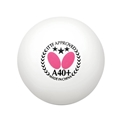 Butterfly 3-Star A40+ - 3 Pack Table Tennis Ball