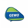 GEWO Round Wallet Speed - Paddle Shaped Table Tennis Case