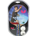 Butterfly Nakama S-4 -  Offensive Table Tennis Racket