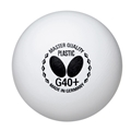 Butterfly New Master Quality Training Ball - 72 Pack