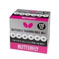 Butterfly Training Ball 40+ White