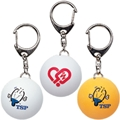 TSP Keyholder - Table Tennis Key Ring