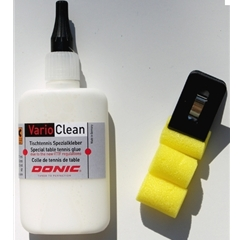 Vario Clean, Donic, Water Based Glue