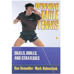 Butterfly Winning Table Tennis Book
