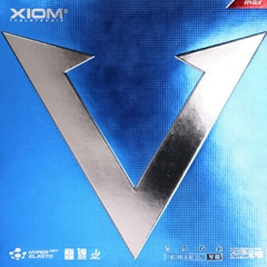 XIOM Vega China - Table Tennis Rubber