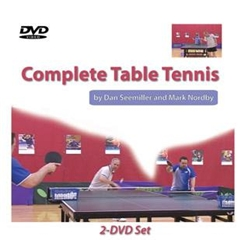 Completed Table Tennis Instrution -  Pro Table Tennis Video