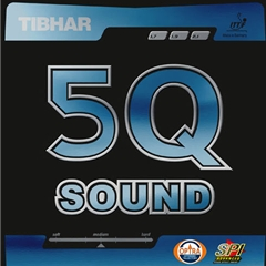 Tibhar 5Q Sound - Table Tennis Inverted Rubber