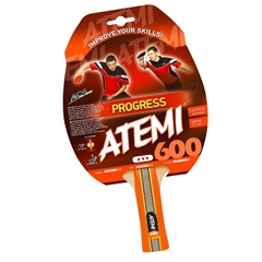 NTT Pre Assembled Ping Pong Paddle