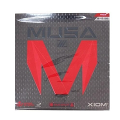 XIOM Musa 1 - Table Tennis Rubber