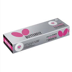 Butterfly 3-Star 40+ Balls Twelve Pack