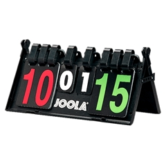 JOOLA Compact Scoreboard Result - Table Tennis Tournament Scoreboard