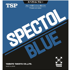 TSP Spectol Blue - Short Pips-out Table Tennis Rubber