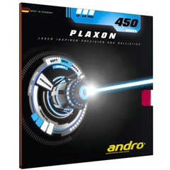 Andro Plaxon 450 - Table Tennis Rubber