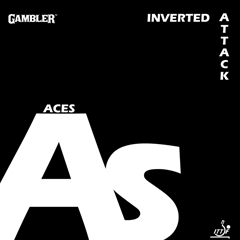 Gambler Aces Pro Competitor - Table Tennis Rubber