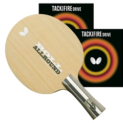 Butterfly Timo Boll Allround Pro Line - Combo Special Table Tennis Racket