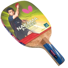 Butterfly Nakama P-7 - Japanese Penhold Table Tennis Racket