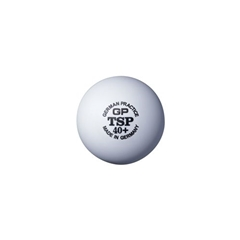 TSP GP40 German Practice Table Tennis Ball - 120 Pack