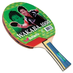 Butterfly Wakaba 1000 Pre Assembled Table Tennis Racket