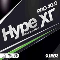GEWO Hype XT Pro 40.0 - Table Tennis Rubber