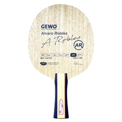 GEWO Alvaro Robles Offensive Table Tennis Blade