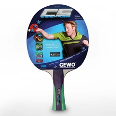 GEWO CS Energy Power Pre-Assembled Table Tennis Racket