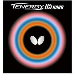 Butterfly Tenergy 05 Hard - Offensive Table Tennis Rubber