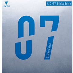 Victas VJC > 07 Sticky Extra - Offensive Table Tennis Rubber