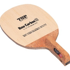 TSP Hino-Carbon SR Japanese Penhold (round corners) - OFF Table Tennis Blade