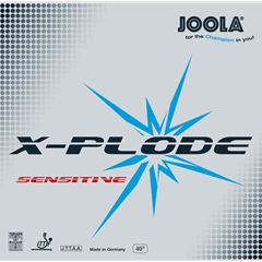 JOOLA X-Plode Sensitive - OFF Table Tennis Rubber