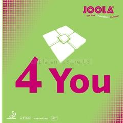 Joola 4-You - OFF Table Tennis Rubber