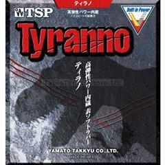 TSP Tyranno - Short Pips-out Table Tennis Rubber
